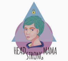Head Strong Mama Kids Tee