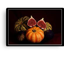 Still life, fruits Canvas Print
