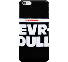 Ever Dull iPhone Case/Skin