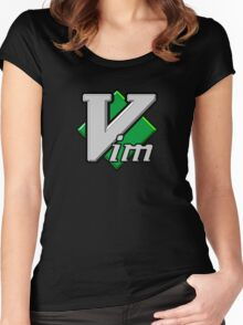 VIM Women's Fitted Scoop T-Shirt