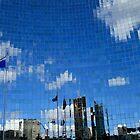 Mirrored City Toronto by Jason Dymock Photography