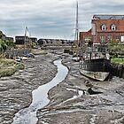 Faversham Creek by Sue Martin