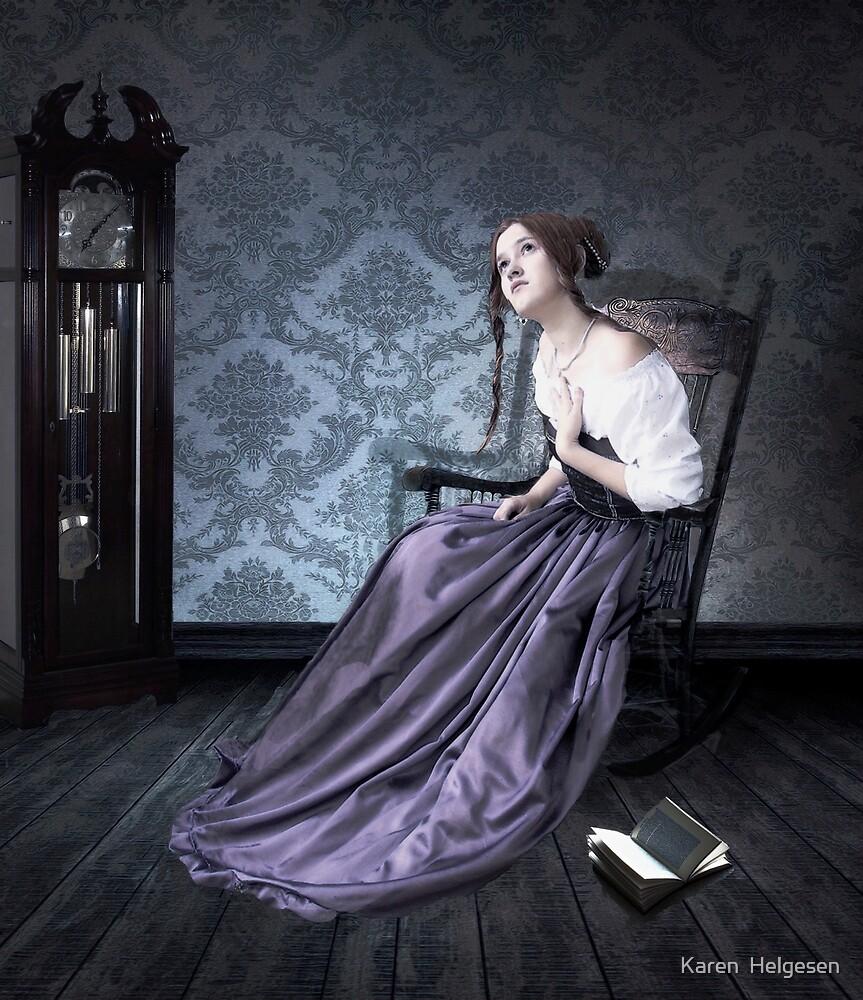 Dream On.... by Karen  Helgesen