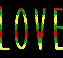 Rasta Love by buckwild