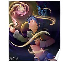 Magical Light Poster