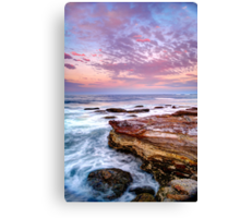 Long Reef, Collaroy Northern Beaches. Canvas Print