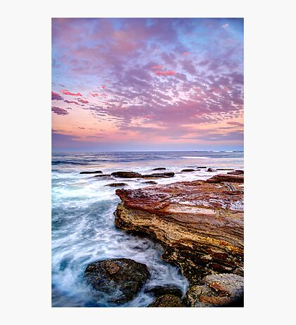 Long Reef, Collaroy Northern Beaches. Photographic Print