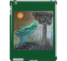 Swamp Life iPad Case/Skin