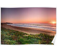 Narrabeen Beach, Sydney Australia. Poster
