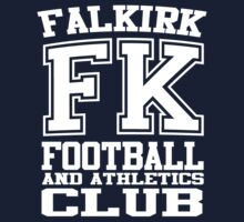 Falkirk Football and Athletics Club Kids Clothes