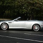 2006 DB9 by Aston Martin 6.0L V12 - Simply... by Daniel  Oyvetsky