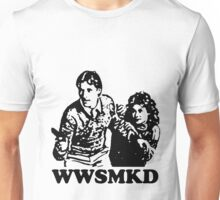 What Would Scarecrow and Mrs. King Do? Unisex T-Shirt