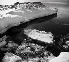 Lake Huron Winter I by Dennis Pal