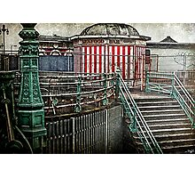 bRIghTON gRUNgE Photographic Print