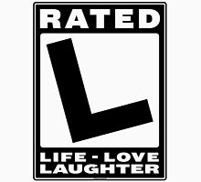 Rated L for Life Unisex T-Shirt