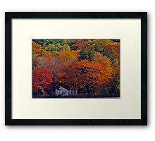 The Gatehouse Framed Print
