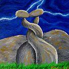 Within the Rocks's Soul by Gunes Yilmaz