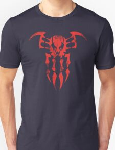 Spider-Man 2099 Segmented Logo (blue) T-Shirt