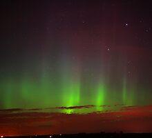 Auroras by zumi