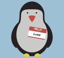 Luke Hemmings 5sos Penguin Kids Clothes