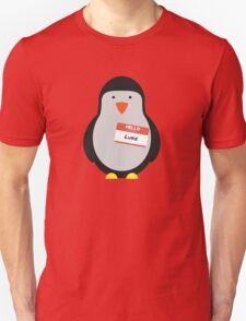 Luke Hemmings 5sos Penguin T-Shirt