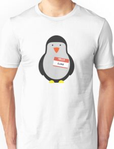 Luke Hemmings 5sos Penguin Unisex T-Shirt
