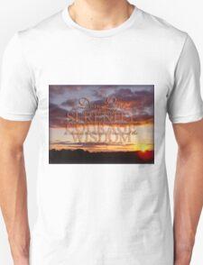 The Serenity Prayer  Unisex T-Shirt
