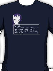My Little Pony Rarity Quote Shirt T-Shirt