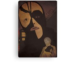 Doctor Who 135 The Caves of Androzani Canvas Print