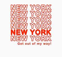 New York City Grocery Bag Unisex T-Shirt