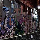 Street Art by Krishna Gopalakrishna