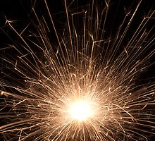 Sparking on the Fourth by Kenneth Keifer