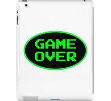 Game Over iPad Case/Skin