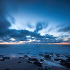 Halls Head Beach by AbbottPhotoArts