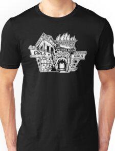 Dantes Inferno Room 2 Unisex T-Shirt