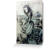 St Alice  Greeting Card