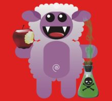 SHEEP 6 (With a little pec of poison!) Kids Tee
