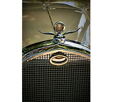 Packard Grill Photographic Print