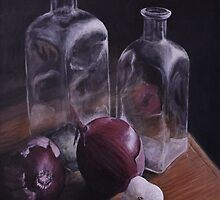 Glass and Onions by Michael Beckett