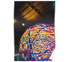 Great Ball Of Wool Poster
