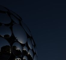 Mirror Ball- South Bank Brisbane by graemebilly