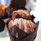 French Chocolate Filled Pastry by Janie. D