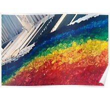Indoor Rainbow Poster