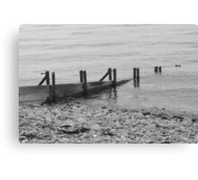 LLanfairfechan North Wales UK Canvas Print