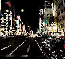 Shinjuku Central by Tom Rooney