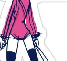 Girls girls girls. Sticker