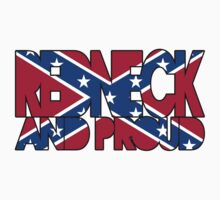 Redneck and Proud by avdesigns