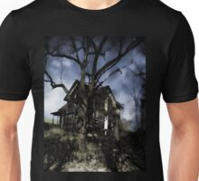 House On Haunted Hill Unisex T-Shirt