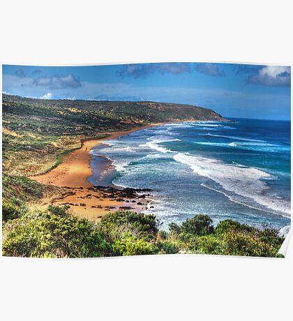 Waitpinga Beach, Fleurieu Peninsula. Poster