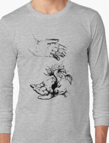 Hand Means Giving... T-Shirt